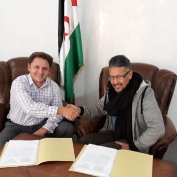 Recursos Naturales: tras conceder cuatro licencias de exploración, el POLISARIO firma un acuerdo con la compañía australiana «Hannu Resources Limited» | Sahara Press Service