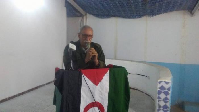 «La question sahraouie a enregistré des acquis grâce à l'unité et la détermination du peuple sahraoui» (Président de la République)   Sahara Press Service