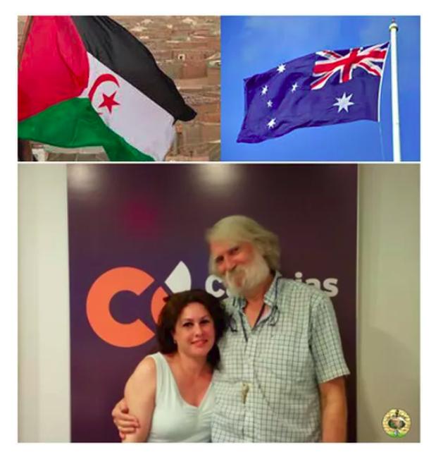 El periodista australiano Fred Henri, nos cuenta sus vivencias en el Sahara Occidental | Multiculturalidad, El Alpende, Canarias Radio, Inicio