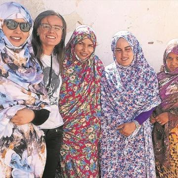 Un proyecto sobre salud saharaui recibe un premio
