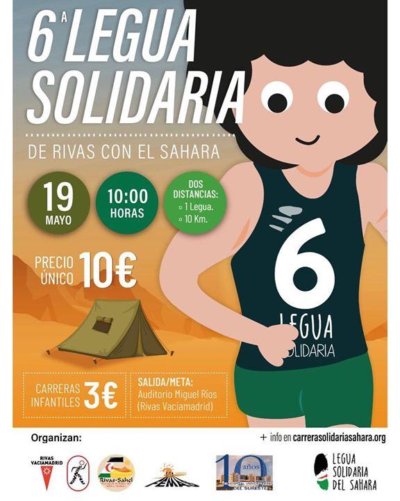 ⚡️ 🇪🇭 La #ActualidadSaharaui HOY, 19 de marzo de 2019 🇪🇭