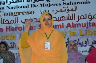UNMS | UNIÓN NACIONAL DE MUJERES SAHARAUIS.: Minetu Larabas , una nueva etapa ilusionante y cargada de objetivos y retos para seguir avanzando hacia la libertad y el empoderamiento .