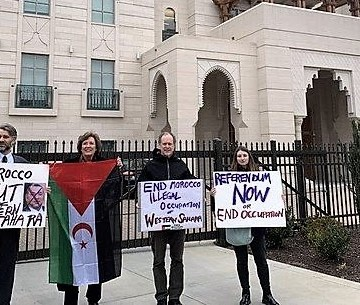 ONG y personalidades de EEUU reclaman el fin de la ocupación del Sahara Occidental | DIARIO LA REALIDAD SAHARAUI