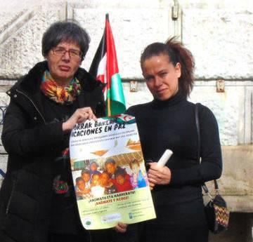Amas vascas de hijos saharauis. Deia, Noticias de Bizkaia