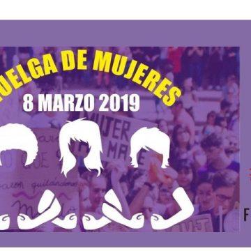 Nos sumamos a la Huelga Feminista #8M – FEDESAEX