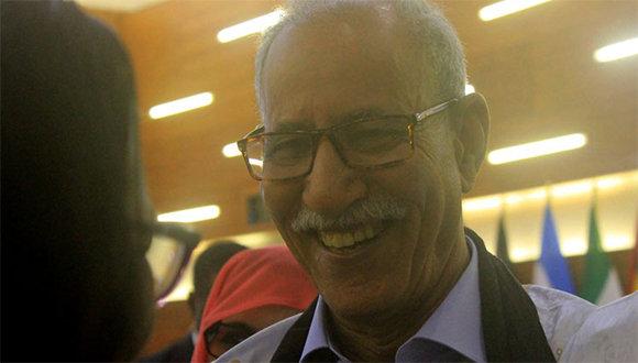 Presidente saharaui expresa convicción en triunfo de la causa de su pueblo | Cubadebate