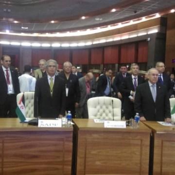 Sahara occidental : début des travaux de la conférence de solidarité de la SADC | Sahara Press Service