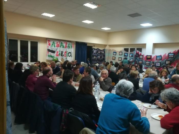 La Asociacion italiana » Mi Casa es Tu Casa» celebra el 43 aniversario de la proclamación de la RASD | Sahara Press Service