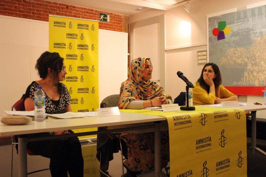 Oriente Medio y Norte de África: Territorio de mujeres – Madrid –blogs.es.amnesty-org