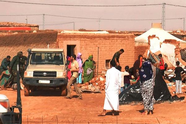 Varios consistorios destinan ayudas a campamentos saharauis   SoyDe