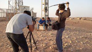 ECU – Escuela de Cine del Uruguay » Finalizó el rodaje de Salam, proyecto documental con apoyo de la ECU