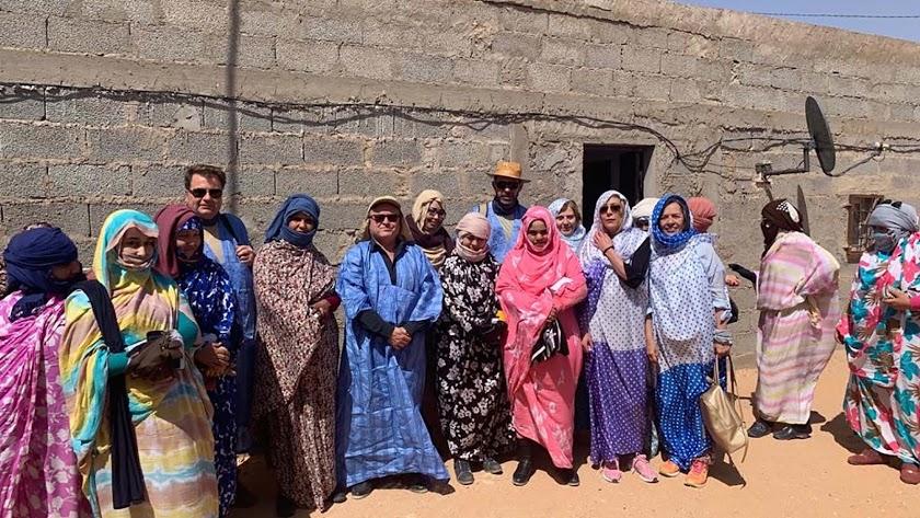 Emprendimiento agrícola, método de la UAL para empoderar a las mujeres saharauis | La Voz de Almería