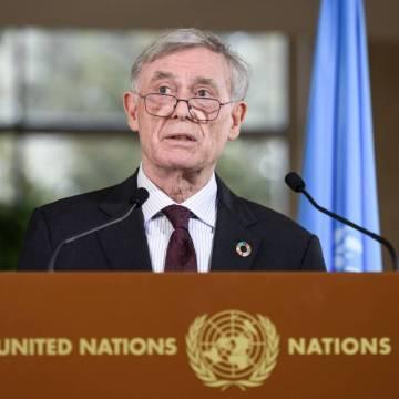 El enviado de la ONU para el Sáhara dimite por motivos de salud | Internacional | EL PAÍS