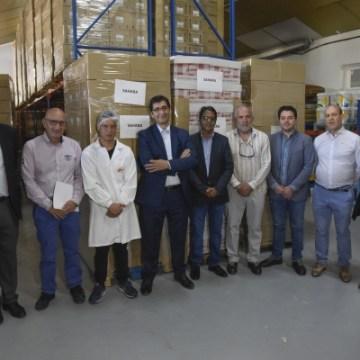 Alimentos ciudadrealeños para los campamentos saharauis – NOTICIAS DE CIUDAD REAL 24H