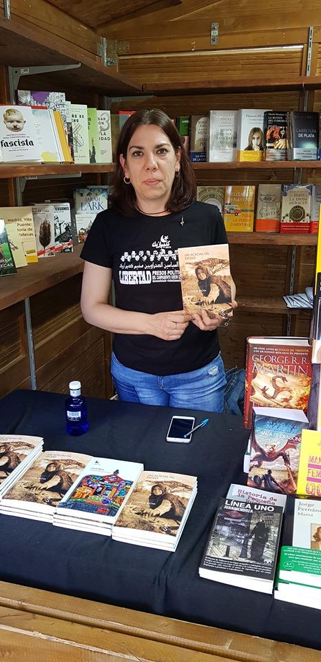 'Las acacias del éxodo', un viaje literario para conocer al pueblo saharaui – MugalariMugalari