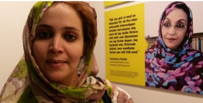 Periodista saharaui a juicio recibe apoyo de ONG internacional | Periodistas en Español
