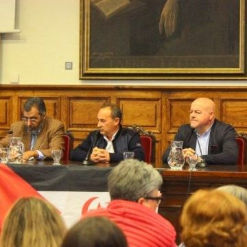 Oviedo University hosts a round table on Western Sahara — Sahara Press Service