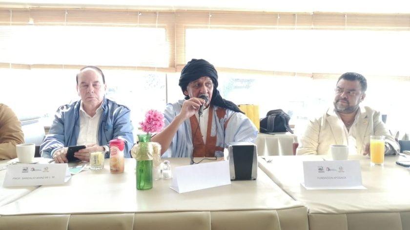 Presentan en Tula carrera a beneficio de la República Árabe Saharaui Democrática