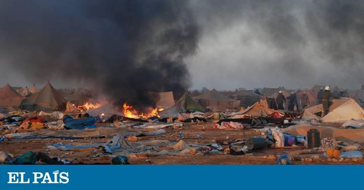 Sáhara libre (de periodistas) | Internacional | EL PAÍS