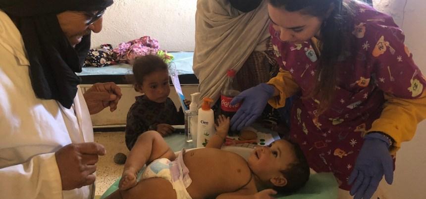 Innovadores | El hospital español que se guarda en un maletín para ayudar a los saharauis