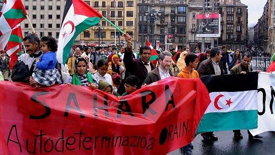 Rally in Paris to denounce human rights violations in Western Sahara | Sahara Press Service