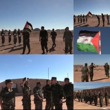 El Presidente de la República llega a Tifariti en visita de trabajo al ELPS | Sahara Press Service