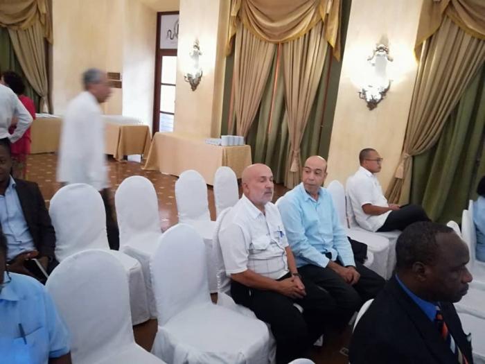 Una delegación de la Embajada Saharaui en Cuba participa en una reunión organiza por el Ministerio de Educación Superior Cubano | Sahara Press Service