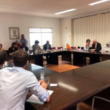 La MLR, ACNUR y la Universidad Autónoma de Madrid presentan plan para la formación profesional en los campamentos de refugiados saharauis | Sahara Press Service