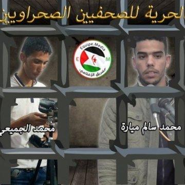 El Sáhara Occidental, uno de los lugares más áridos del mundo para el periodismo   Contramutis