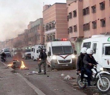 Comunicado: Exigimos al Gobierno de España que no sea cómplice con su silencio del genocidio que se está cometiendo en el Sahara Occidental ocupado por Marruecos