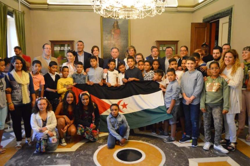 Oviedo se compromete a mantener su apoyo al pueblo saharaui en los próximos años