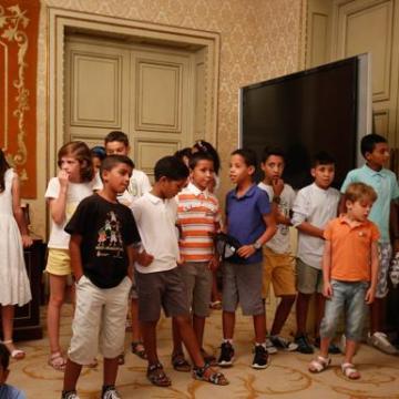 #VacacionesEnPaz2019 «Ojalá los niños no tuvieran que venir y pudieran vivir en un Sáhara Occidental libre» | El Norte de Castilla