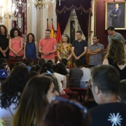 24 embajadores saharauis llegan a Alcalá de henares