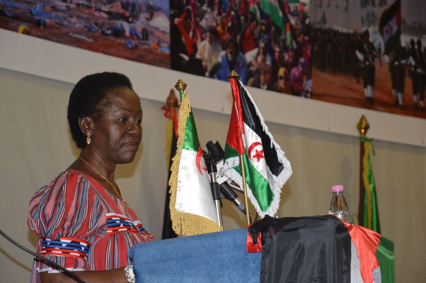 Namibia reiterates support for Sahrawi people's right to self-determination and independence | Sahara Press Service