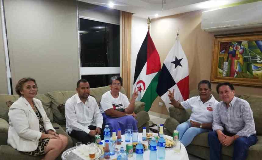 Asociaciones de Panamá y Ecuador estrechan lazos de amistad y cooperación a favor de la causa saharaui   Sahara Press Service