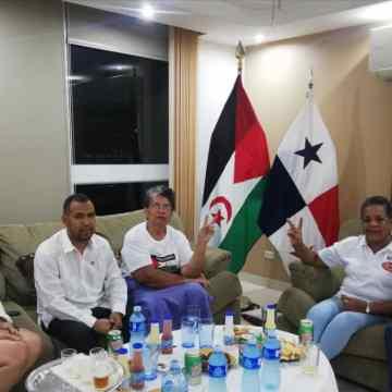 Asociaciones de Panamá y Ecuador estrechan lazos de amistad y cooperación a favor de la causa saharaui | Sahara Press Service
