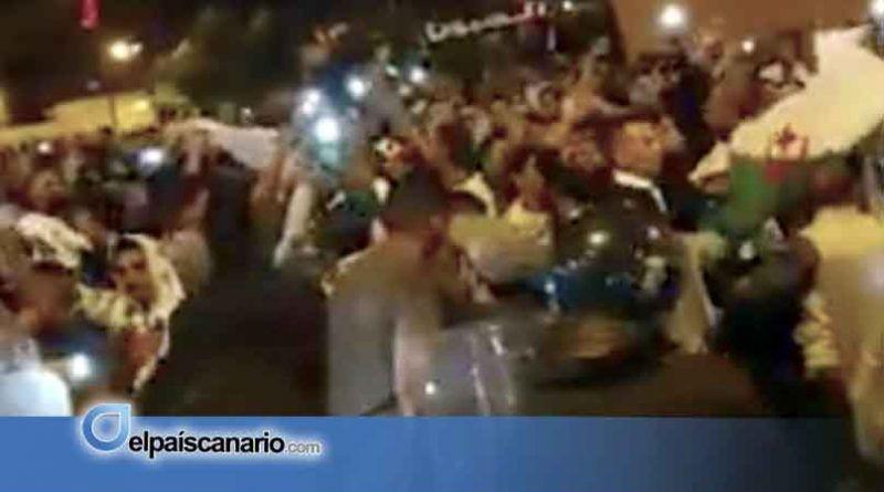 Las fuerzas de ocupación marroquíes matan a una joven saharaui y dejan decenas de heridos   Elpaíscanario.com