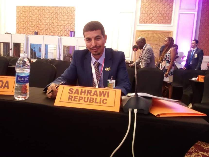 Sahrawi Republic takes part at Specialized Technical Committee 3rd regular session on Health, Population and Drug Control | Sahara Press Service