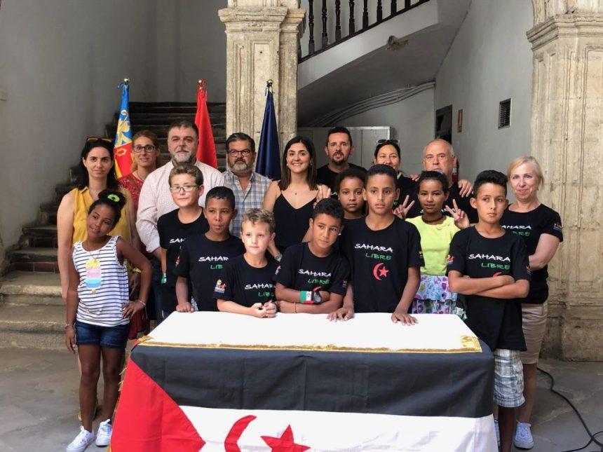 8 niños y niñas saharauis disfrutan de unas vacaciones en paz en Villena – El Periódico de Villena