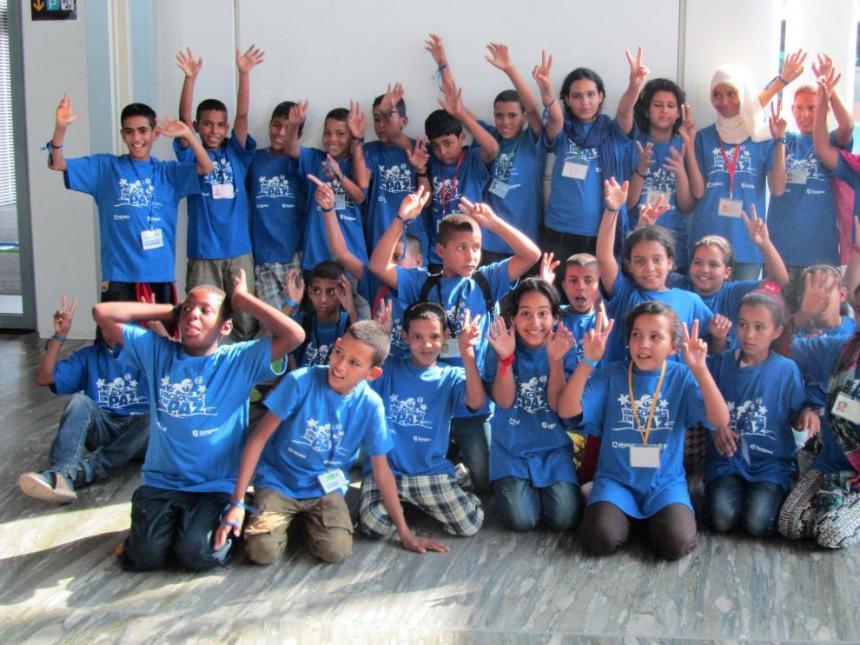 Niños saharauis en Aragón: Unos 145 niños saharauis llegan a Aragón el lunes, aunque todavía faltan familias de acogida