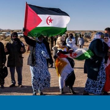 El Sáhara Occidental, la gran cuenta pendiente de Marruecos | Internacional | EL PAÍS