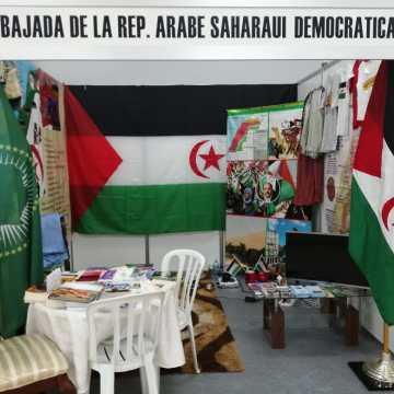 Panamá: conferencia sobre «Los lazos entre la República Arabe Saharaui Democrática y America Latina,» dictada por Ahmed Mulay Ali