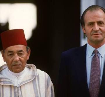Sáhara ocupado, un regalo de Juan Carlos I