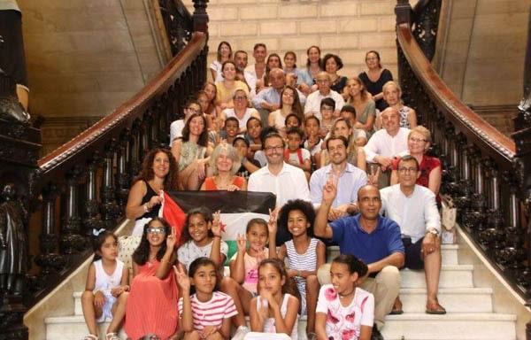 Illes Balears: Visitas Institucionales VACACIONES EN PAZ 2019 – CEAS-Sahara
