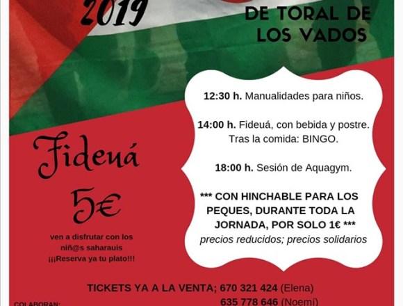 La Asociación de Amigos del Pueblo Saharaui celebrará su V Convivencia Solidaria en Toral de los Vados – INFO BIERZO