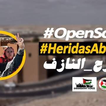 Campaña => Heridas Abiertas: desapariciones forzadas en el Sáhara Occidental