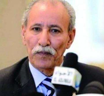 LE SG DU FRONT POLISARIO ET PRÉSIDENT SAHRAOUI, BRAHIM GHALI : La République sahraouie est «une réalité incontournable»   Le Courrier d'Algérie
