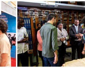 EL Sahara Occidental presente en la IX Bienal de Jóvenes Creadores de la CPLP en Luanda — POR UN SAHARA LIBRE .org – PUSL