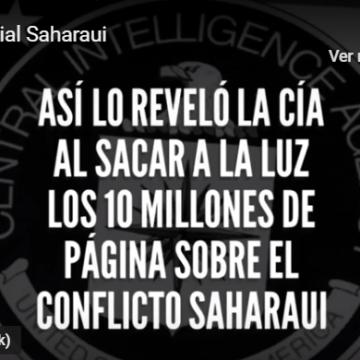 Vídeo | La CIA se pronuncia sobre el conflicto del Sáhara Occidental — ECS- Tv Sario