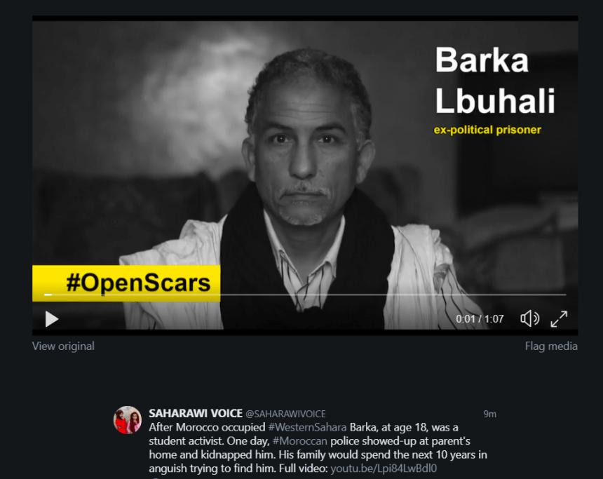 Fin de La Actualidad Saharaui de HOY, 22 de agosto de 2019 🇪🇭